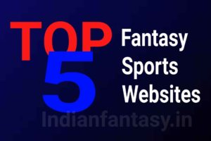Top five websites to play fantasy sports
